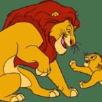 Rei Leão – Mufasa PNG 05