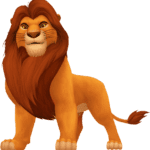 Rei Leão – Mufasa PNG 06