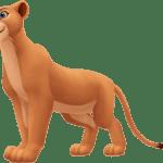 Rei Leão – Nala PNG 02