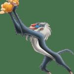 Rei Leão – Rafiki PNG 03