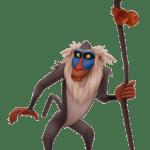 Rei Leão – Rafiki PNG 05