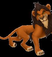 Rei Leão - Scar PNG