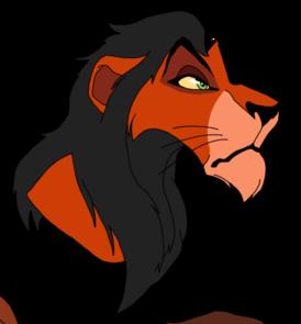 Rei Leão - Scar PNG, König der Löwen png Bilder, imágenes de png del rey león, lion king png images