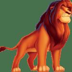 Rei Leão – Simba PNG 02