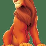Rei Leão – Simba PNG 07