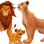 Rei Leão – Simba PNG 09