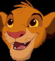 Rei Leão - Simba PNG