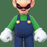 Super Mario – Luigi PNG 27