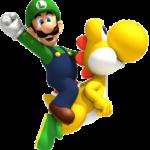 Super Mario – Luigi PNG 28