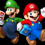 Super Mario – Mario e Luigi PNG 01