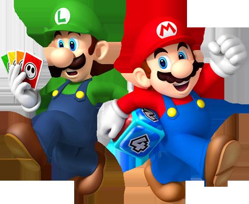Super Mario - Mario e Luigi PNG, super mario png bilder, super mario png images, imágenes de super mario png