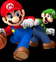 Super Mario - Mario e Luigi PNG