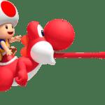 Super Mario – Toad PNG 01