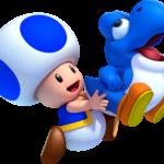 Super Mario – Toad PNG 02