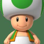 Super Mario – Toad PNG 04