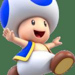 Super Mario – Toad PNG 05