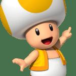 Super Mario – Toad PNG 11