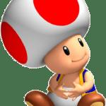 Super Mario – Toad PNG 13