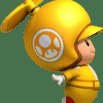 Super Mario – Toad PNG 16