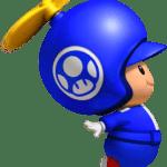 Super Mario – Toad PNG 17