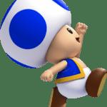 Super Mario – Toad PNG 21