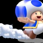 Super Mario – Toad PNG 22