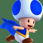 Super Mario – Toad PNG 24