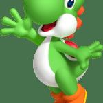Super Mario – Yoshi PNG 03