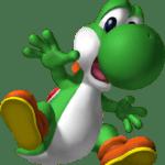 Super Mario – Yoshi PNG 09