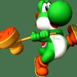 Super Mario – Yoshi PNG 10