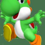 Super Mario – Yoshi PNG 13