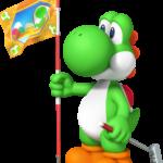 Super Mario – Yoshi PNG 16