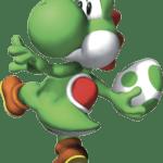 Super Mario – Yoshi PNG 17
