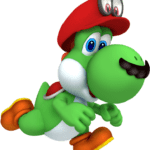 Super Mario – Yoshi PNG 19