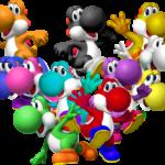 Super Mario – Yoshi PNG 21
