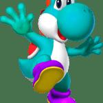 Super Mario – Yoshi PNG 29