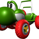 Super Mario – Yoshi PNG 31
