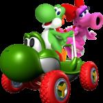 Super Mario – Yoshi PNG 32