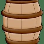 Turma do Chaves – Barril PNG 01