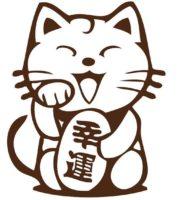 Desenho de Gato chinês para colorir