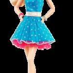 Barbie Estilo Barbie Vestido Em Tamanho Real PNG
