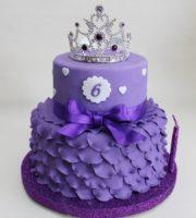 Bolo da Princesinha Sofia