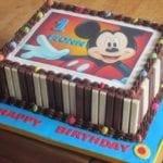 Modelos de Bolo de Aniversário do Mickey Mouse