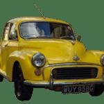 Carro Chevorlet Impala Vintage PNG