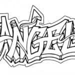 Desenho de Grafite para Colorir