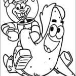 Imagens do Bob Esponja para colorir