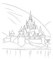 Desenhos para Colorir Frozen 2