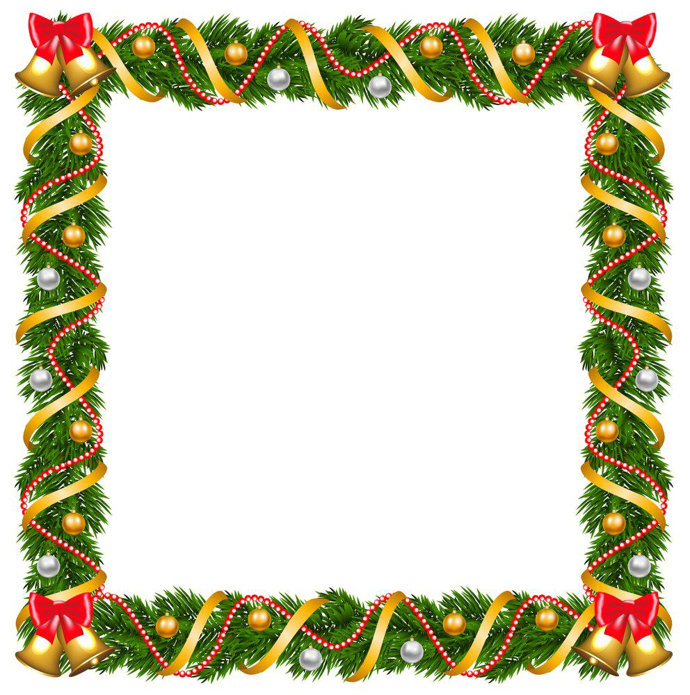 Borda Natal PNG, Weihnachtsgrenze png Bild, imagen de navidad frontera png, christmas border png image