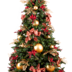 Imagem Árvore de Natal Vetor PNG