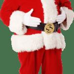 Imagem de Papai Noel PNG